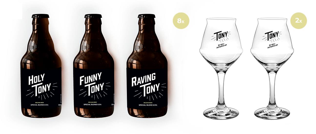 Tony Belgian Beer